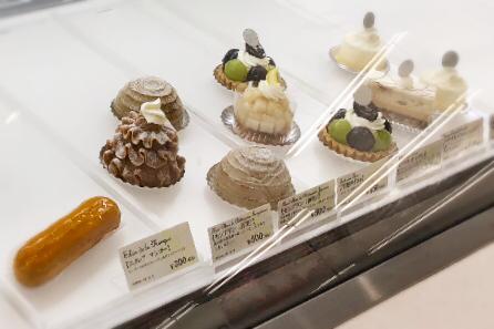 豊島屋洋菓子舗置石洋菓子