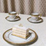 エシレ丸の内 バターケーキ ミゼラブル☆もっちりダックワーズとエシレバターのミルキークリーム☆