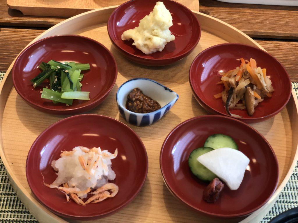 おとぎの宿米屋 食事 朝食2019