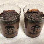 マーロウ本店限定☆濃厚 ケーキ入りベルギーチョコレートプリン☆