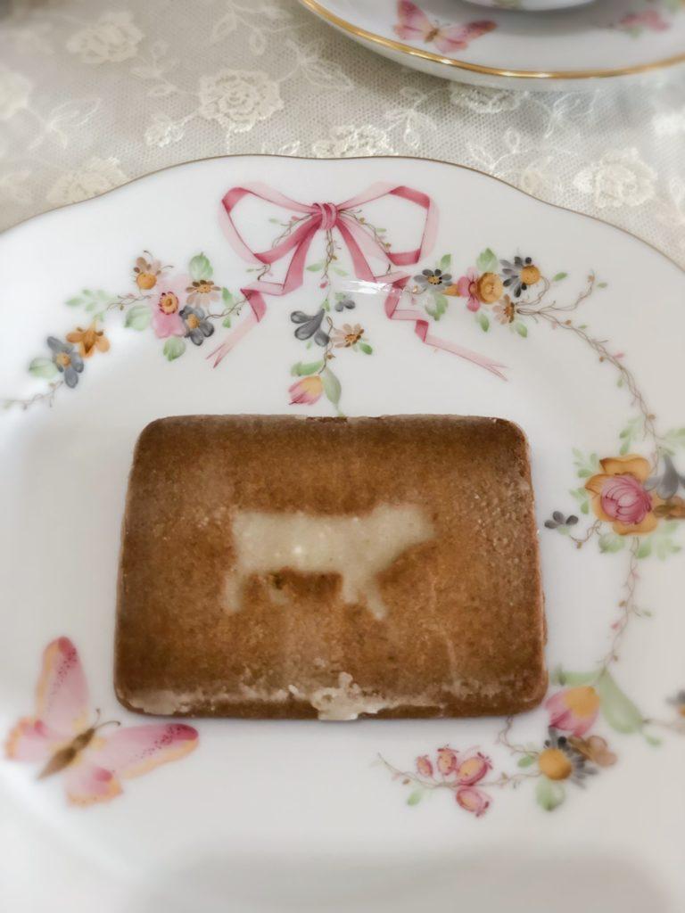 エシレ サブレグラッセ バターコーティング