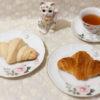 葉山ポコパンの白ワッサン、黒ワッサン☆しっとり発酵バターの風味がおいしい♡