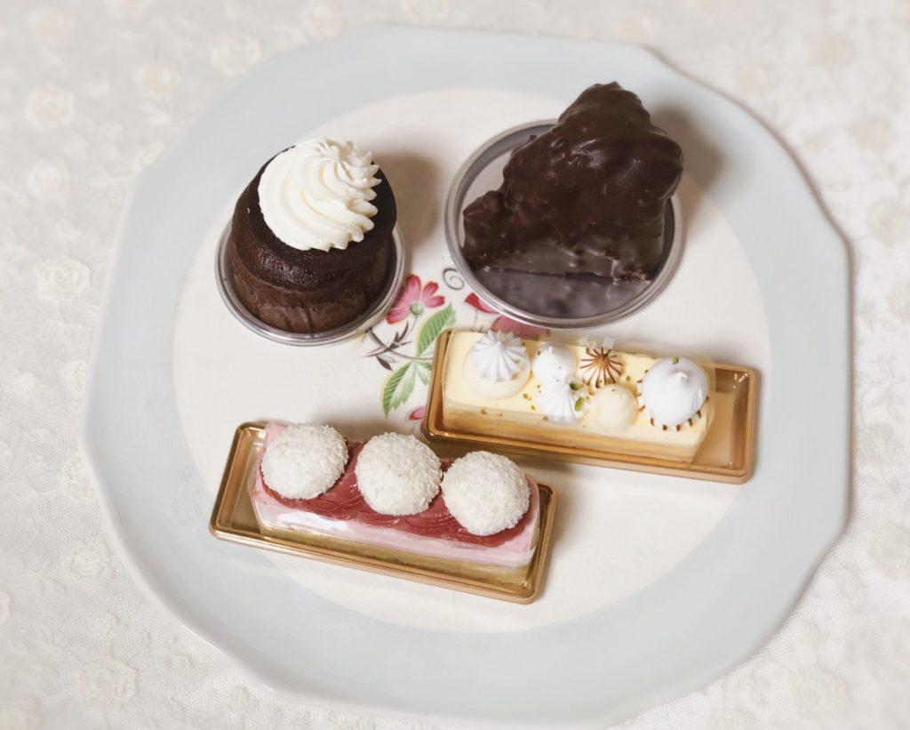 アンビグラム鎌倉 松屋 ケーキ