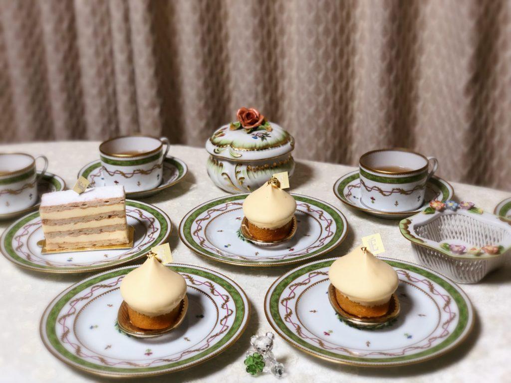 エシレ丸の内 ケーキ シャポー・エシレ