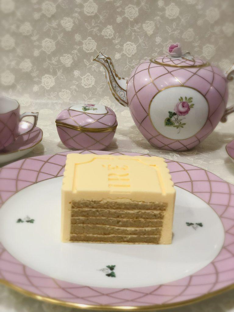 エシレ 丸の内 限定バターケーキ まずい?