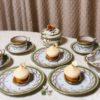 エシレ丸の内ケーキ シャポー・エシレ☆澄ましバターのパウンドにエシレバターの帽子がかわいい♡