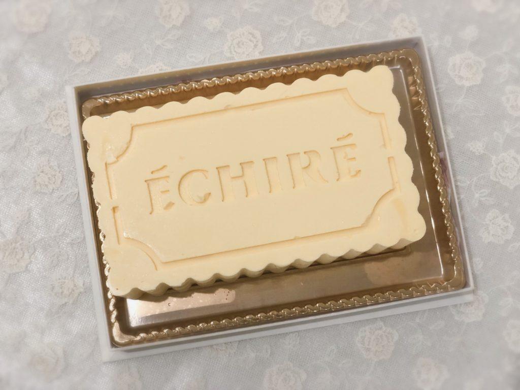 エシレ 丸の内 限定バターケーキ