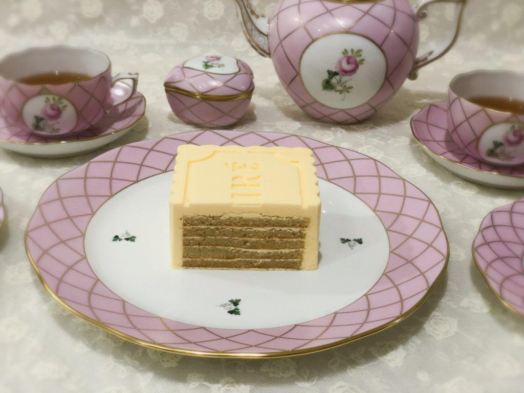 エシレ 丸の内 限定バターケーキ ハーフサイズ