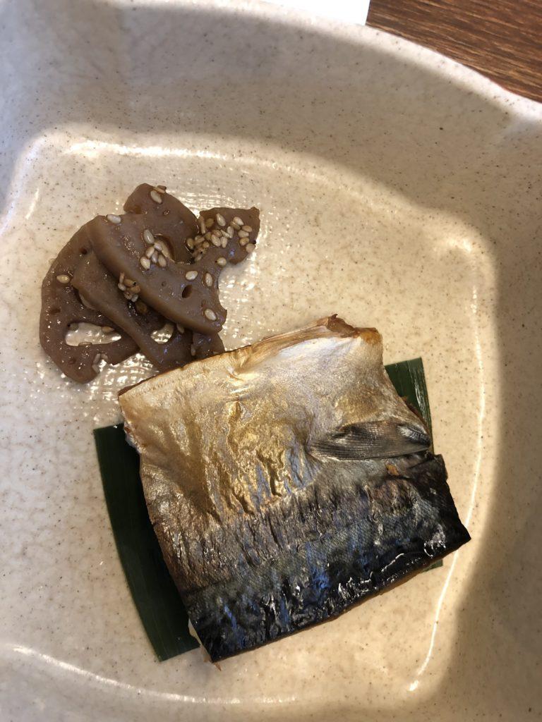 おとぎの宿米屋 食事 朝食 2019秋